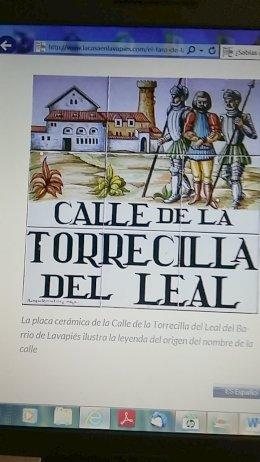 Calle Torrecilla del Real