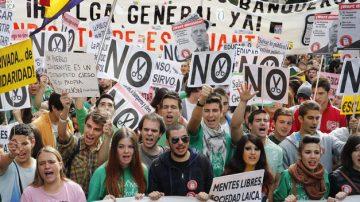 Manifestación contra CETA y TTIP