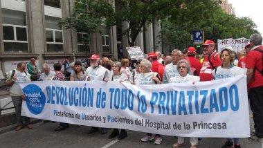 Devolución de lo privatizado