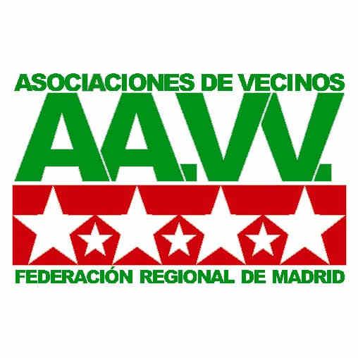 logo de la federación regional de asociaciones de vecinos de Madrid