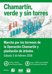 Marcha Chamartín Verde