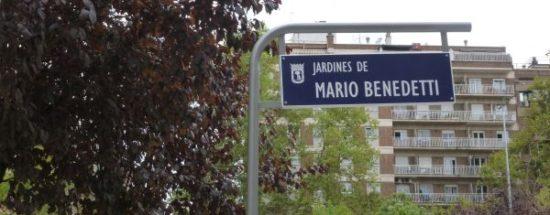 Jardines Mario Benedetti